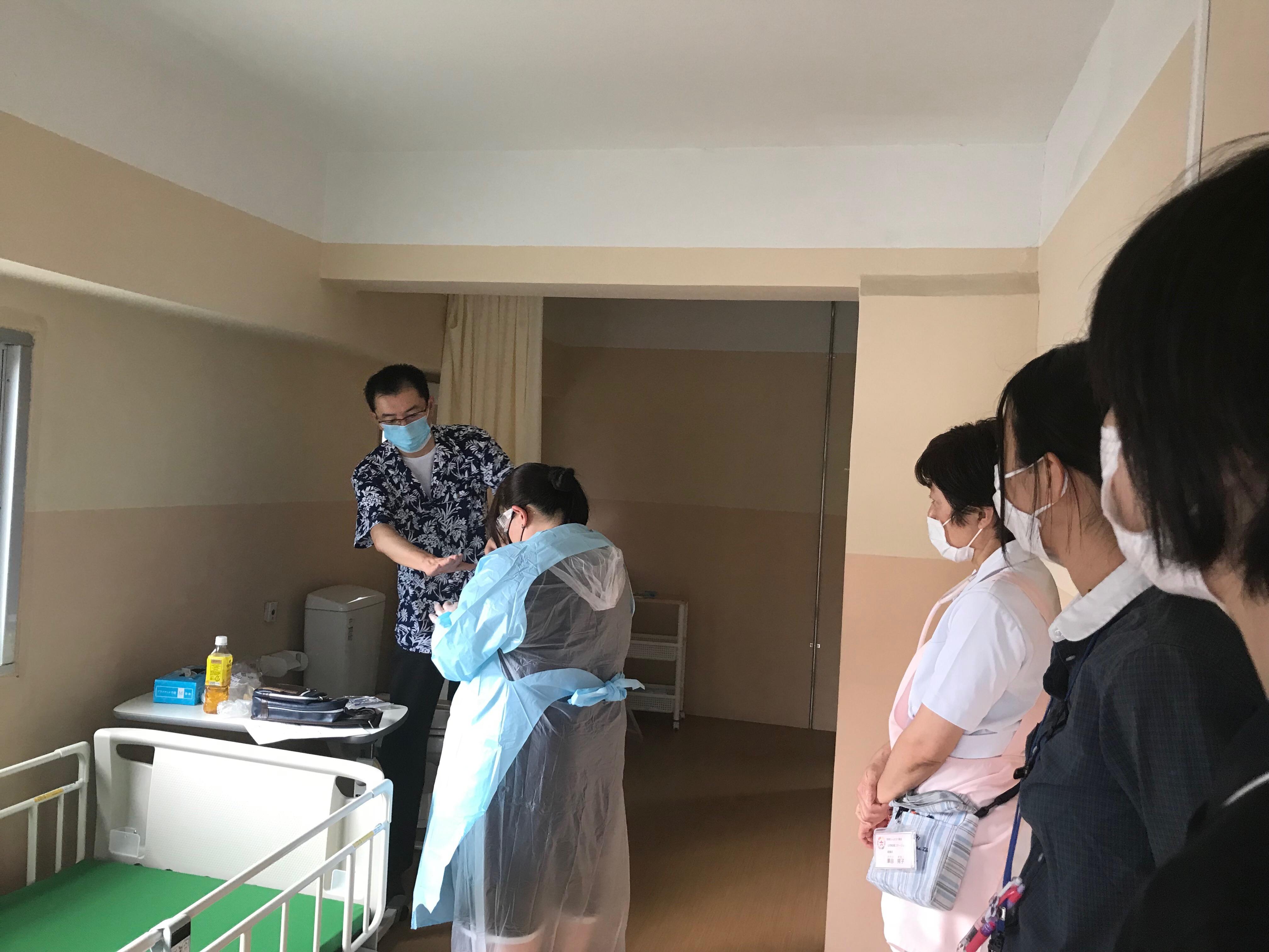 第2回 感染症対策チーム勉強会を行いました。